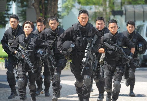 Những hội nam thanh, nữ tú nổi tiếng nhất trên màn ảnh nhỏ TVB - Hình 11