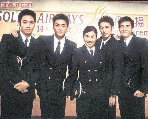 Những hội nam thanh, nữ tú nổi tiếng nhất trên màn ảnh nhỏ TVB - Hình 1