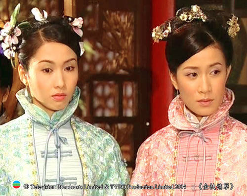 Những hội nam thanh, nữ tú nổi tiếng nhất trên màn ảnh nhỏ TVB - Hình 5