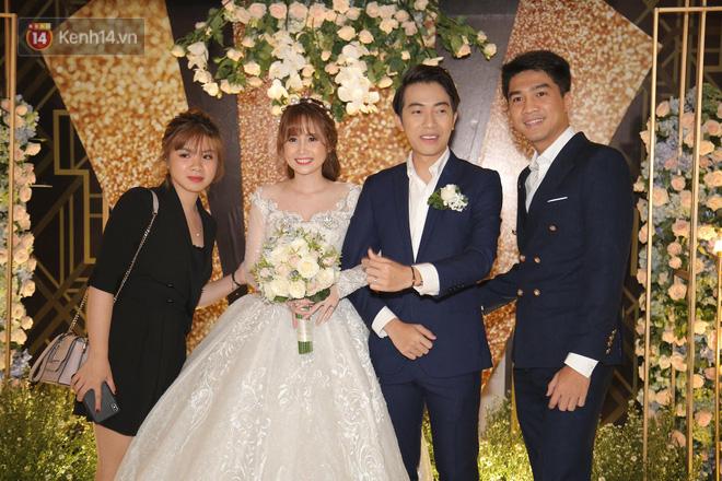 Streamer giàu nhất Việt Nam cùng dàn khách mời đình đám tại lễ cưới Cris Phan - Mai Quỳnh Anh - Hình 5