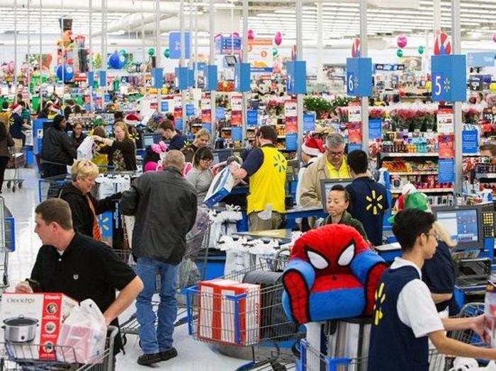 Walmart sử dụng AI để bắt trộm tại hơn 1000 cửa hàng - Hình 1