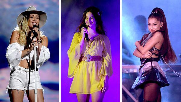 Ariana Grande, Lana Del Rey và Miley Cyrus cùng nhau thu âm ca khúc mới: Món lạ chắc chắn fan US-UK không thể bỏ qua - Hình 4