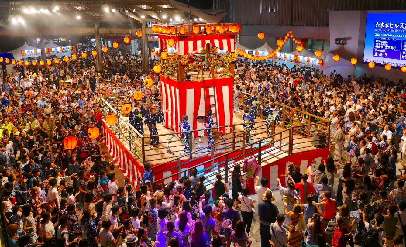 Đến Nhật Bản vào mùa lễ hội lớn nhất năm - Hình 1