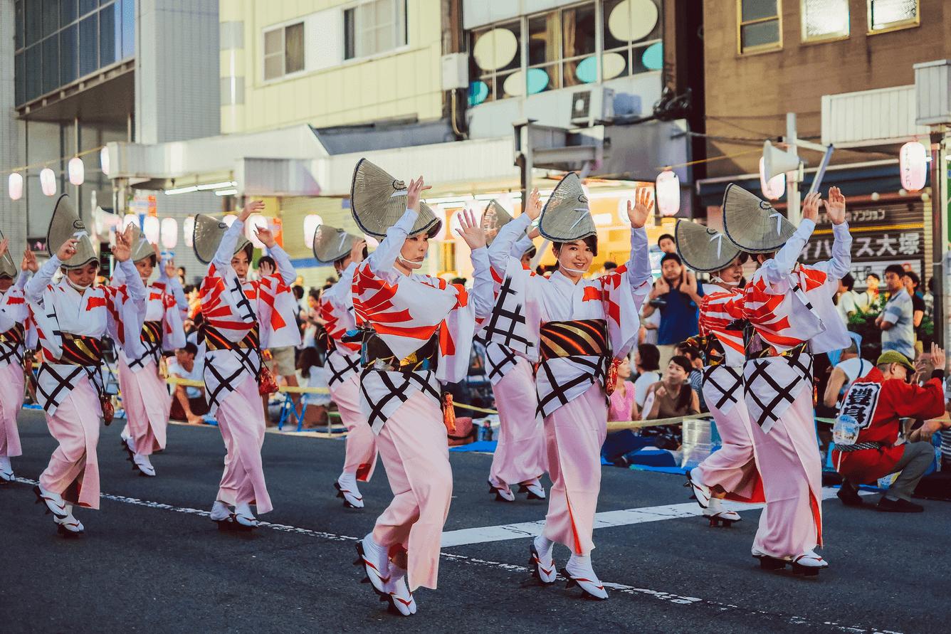 Đến Nhật Bản vào mùa lễ hội lớn nhất năm - Hình 2