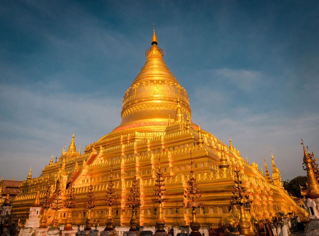 Đi theo ánh mặt trời ở Bagan - Hình 1