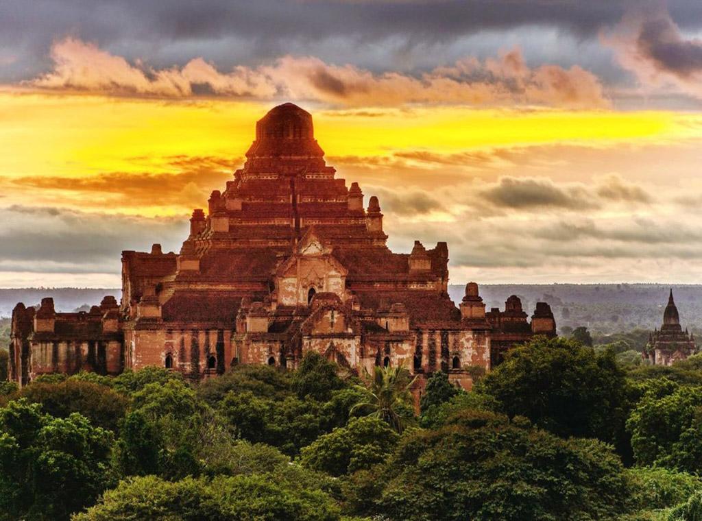 Đi theo ánh mặt trời ở Bagan - Hình 3