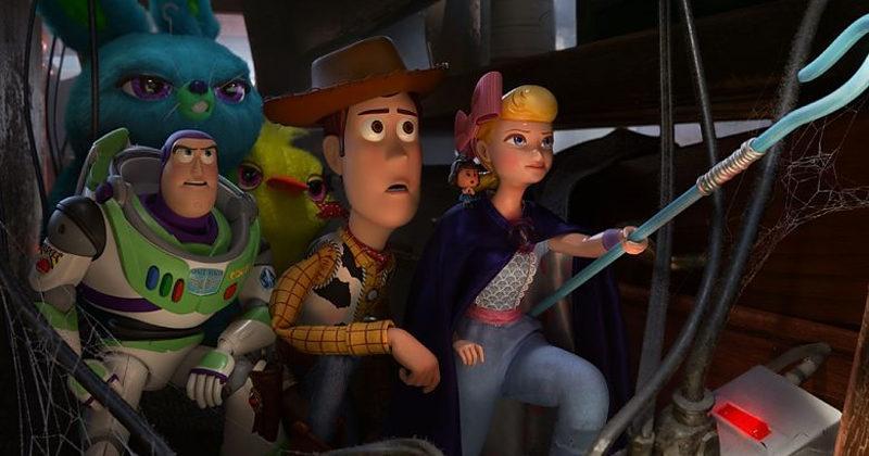 Doanh thu cuối tuần qua - Toy Story 4 dẫn đầu ít bất ngờ, phòng vé Bắc Mỹ tiếp tục xáo trộn - Hình 1