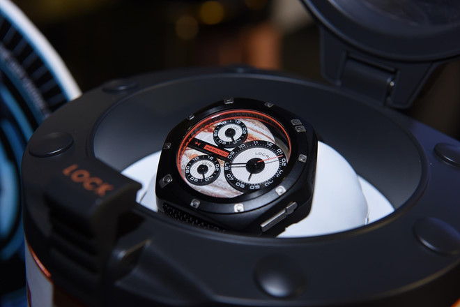 Đồng hồ Hamilton Ventura - bạn đồng hành của các anh hùng đặc vụ - Hình 5
