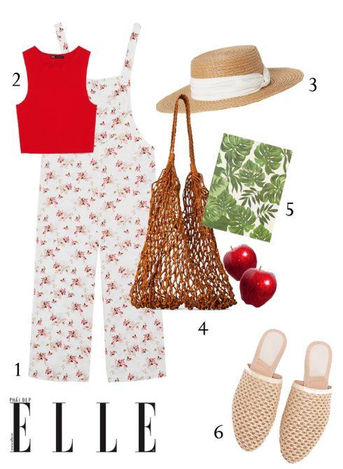 Gợi ý cách phối trang phục linen giải nhiệt mùa Hè - Hình 6