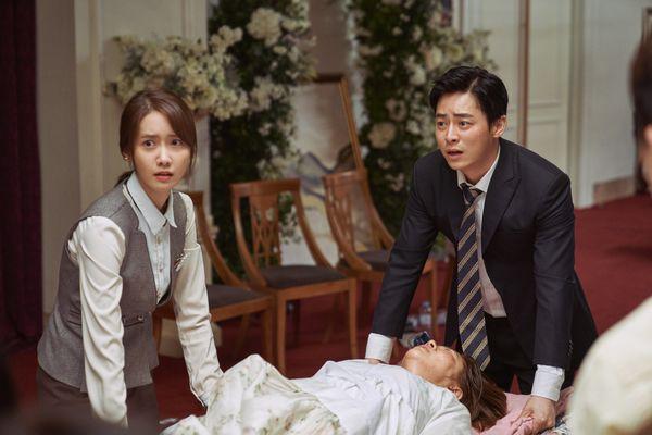 Exit: Tung bộ ảnh ấn tượng của Yoona (SNSD) - Jo Jung Suk, hứa hẹn mang tiếng cười và sự phấn khích cho khán giả - Hình 7
