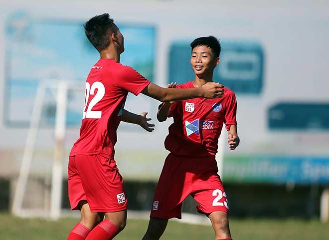 Giải bóng đá vô địch U15 - Next Media 2019: Viettel đấu Thanh Hóa ở bán kết - Hình 3