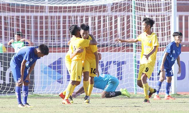 Giải bóng đá vô địch U15 - Next Media 2019: Viettel đấu Thanh Hóa ở bán kết - Hình 1