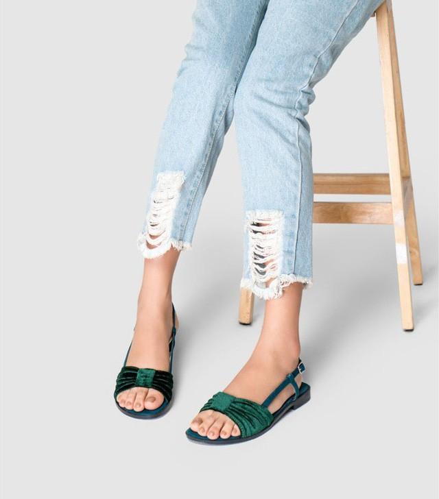 Gọi tên 5 kiểu giày HOT nhất mùa hè giúp chị em nâng tầm phong cách với giá từ 99K - Hình 8