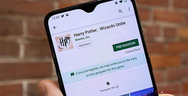 Harry Potter: Wizards Unite đã được ấn định ngày ra mắt - Hình 3