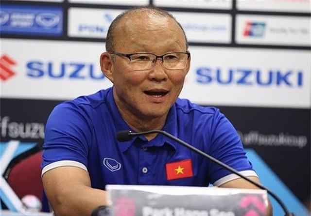HLV Park Hang Seo chưa vội gia hạn hợp đồng với VFF - Hình 1