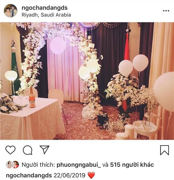 Hoa hậu Ngọc Hân bị đồn tổ chức đám cưới bí mật và câu trả lời không ai ngờ từ chính chủ - Hình 1