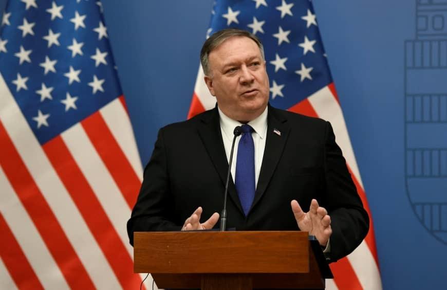 Iran tố Mỹ tung chiêu võ mồm - Hình 1