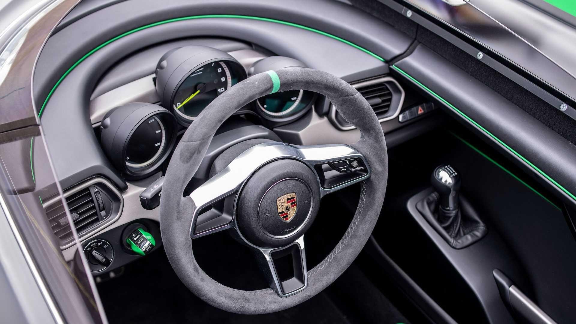 Không có nhiều người biết được sự tồn tại của chiếc Porsche này - Hình 3