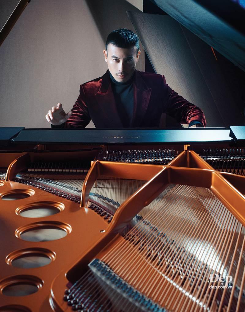 Khúc nhạc thăng hoa từ những thiết kế đỉnh cao và nhạc cụ kinh điển - Hình 8