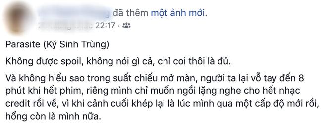 Kí Sinh Trùng chiếu được 4 ngày đã hốt ổ hơn 15 tỉ, là phim Hàn có doanh thu mở màn khủng nhất Việt Nam - Hình 3