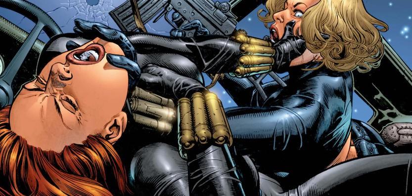 Một cảnh trong Black Widow bị lộ trên mạng, fan đặt giả thuyết có 2 Goá Phụ Áo Đen? - Hình 3