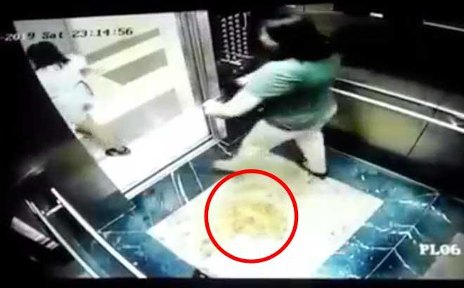 Vụ 2 người phụ nữ đi tè trong thang máy ở Hà Nội : Chủ hộ cũng bất ngờ về hành động vô ý thức này và phải nộp phạt thay - Hình 1