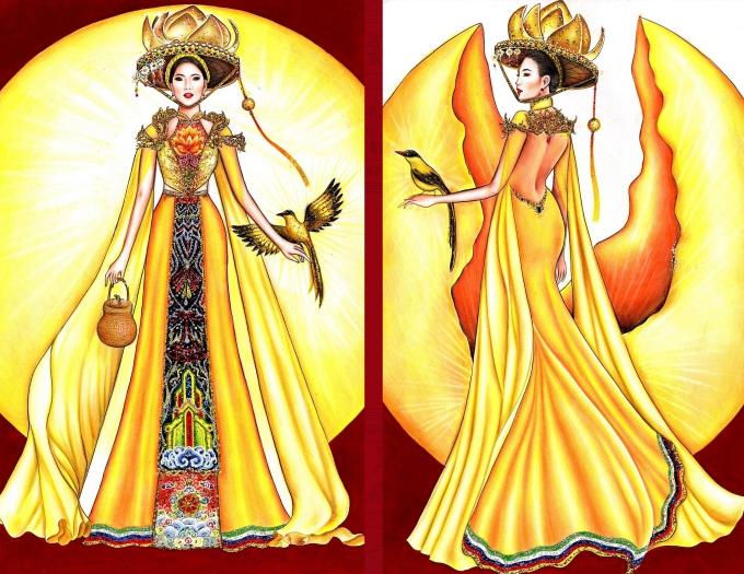 Bàn thờ lọt top trang phục dân tộc được yêu thích nhất - Hình 6