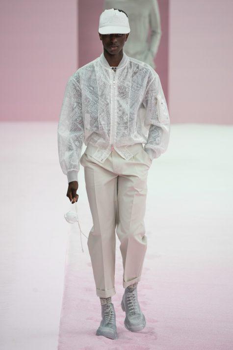 Bộ sưu tập Dior Men Hè 2020: Quá khứ của tương lai - Hình 7