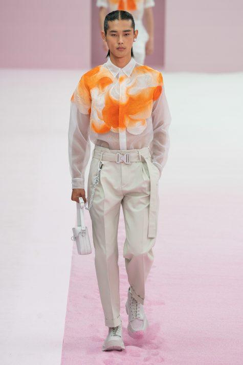 Bộ sưu tập Dior Men Hè 2020: Quá khứ của tương lai - Hình 8