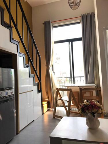 Căn hộ 20m2 cho vợ chồng trẻ: Set up nội thất thế nào vừa rẻ vừa tiện? - Hình 6