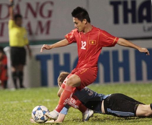 Cựu tuyển thủ U23 Việt Nam gia nhập Sài Gòn FC - Hình 1