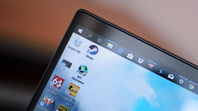 Đánh giá laptop HP Envy x360 R7: Xoay 360 độ, pin trâu trên 6 tiếng - Hình 5