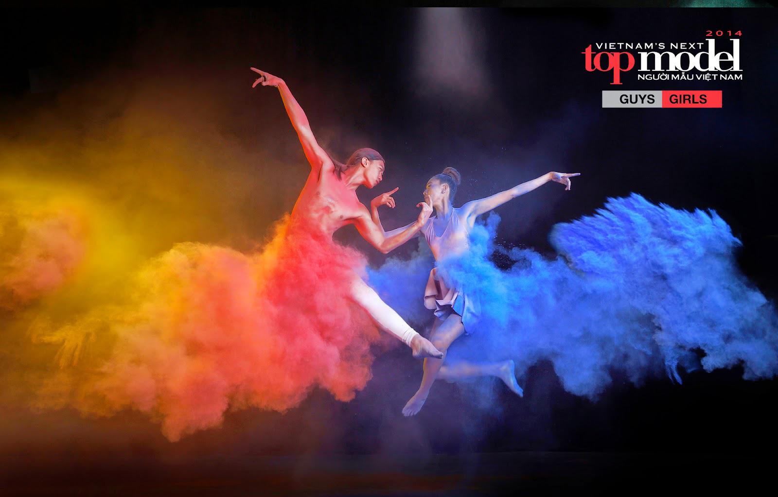 Điểm lại những bức ảnh FCO ấn tượng qua 8 mùa Vietnam's Next Top Model - Hình 9