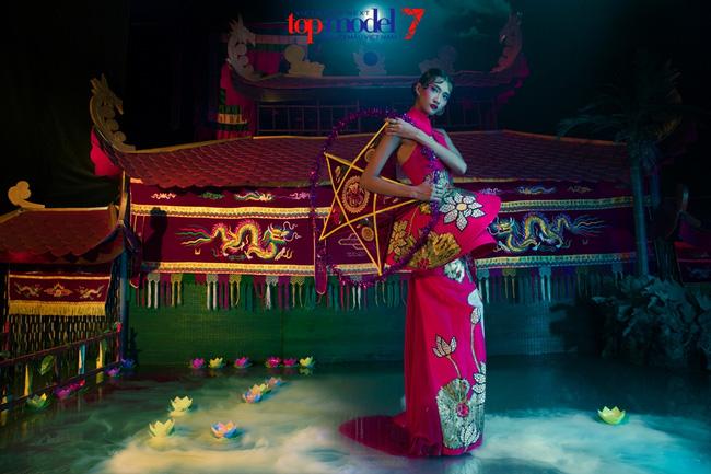 Điểm lại những bức ảnh FCO ấn tượng qua 8 mùa Vietnam's Next Top Model - Hình 16