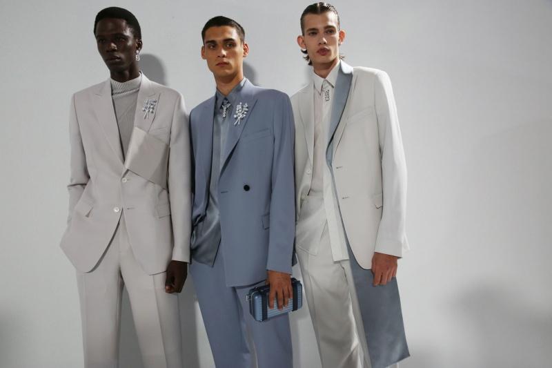 Dior men dưới thời NTK Kim Jones tiếp tục khẳng định sức hấp dẫn khó cưỡng với BST xuân hè 2020 - Hình 14