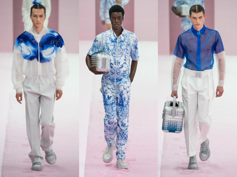 Dior men dưới thời NTK Kim Jones tiếp tục khẳng định sức hấp dẫn khó cưỡng với BST xuân hè 2020 - Hình 11