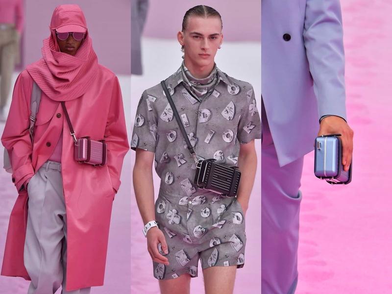 Dior men dưới thời NTK Kim Jones tiếp tục khẳng định sức hấp dẫn khó cưỡng với BST xuân hè 2020 - Hình 19