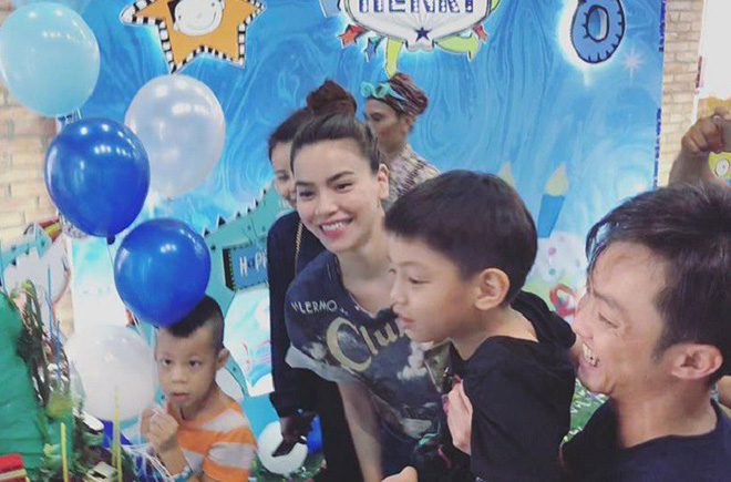 Dù gia đình ly tán, Subeo vẫn được tận hưởng 5 sinh nhật trọn vẹn với sự hiện diện của cả bố lẫn mẹ - Hình 11