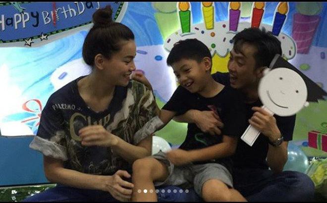 Dù gia đình ly tán, Subeo vẫn được tận hưởng 5 sinh nhật trọn vẹn với sự hiện diện của cả bố lẫn mẹ - Hình 9
