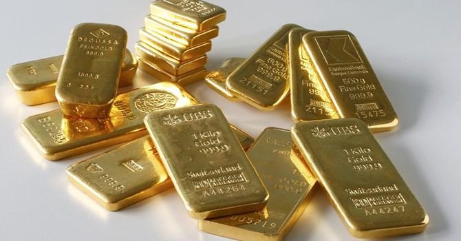 Giá vàng tăng cao nhất trong gần 6 năm qua - Hình 1