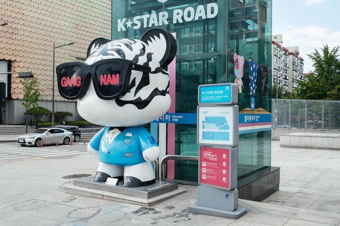 Giới siêu giàu Hàn Quốc sống như thế nào ở quận Gangnam - Hình 8