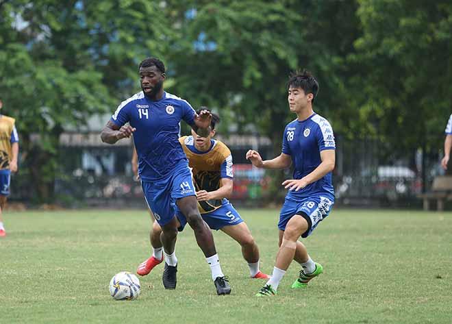 Hà Nội FC đấu AFC Cup: Văn Hậu dồn sức giải châu Á trước tin đồn sang Áo thi đấu - Hình 9