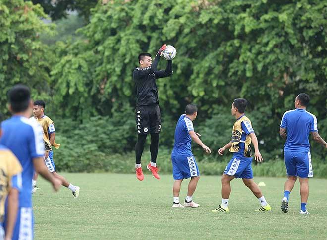 Hà Nội FC đấu AFC Cup: Văn Hậu dồn sức giải châu Á trước tin đồn sang Áo thi đấu - Hình 6
