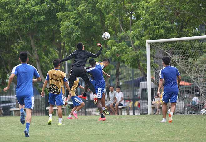 Hà Nội FC đấu AFC Cup: Văn Hậu dồn sức giải châu Á trước tin đồn sang Áo thi đấu - Hình 13