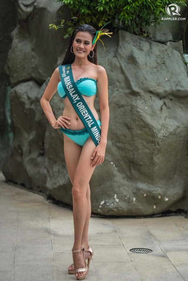 Hết hồn với nhan sắc của top 40 Hoa hậu Trái Đất Philippines 2019: Không có xấu nhất, chỉ có thảm họa! - Hình 10