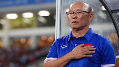 HLV Park Hang Seo cân nhắc kỹ việc gia hạn hợp đồng - Hình 1