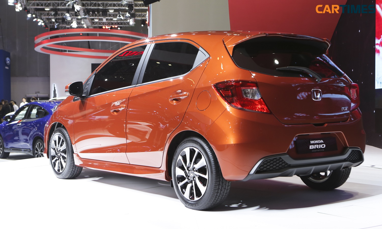 Honda Brio chốt ngày ra mắt tại thị trường Việt Nam - Hình 3