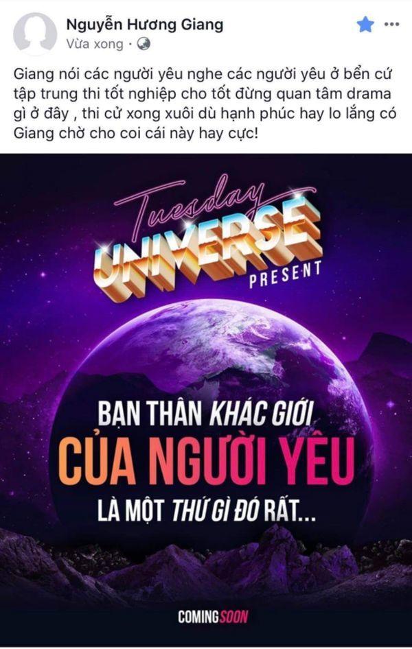 Hương Giang chính thức công bố tên ca khúc mới với teaser rùng rợn nhưng dự đoán của fan thì không thể lầy hơn - Hình 3