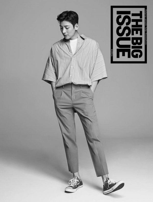 Ji Chang Wook: Muốn trở thành ai đó khi diễn xuất - Hình 6