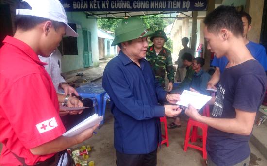 Lai Châu: Tập trung khắc phục mưa lũ và tìm kiếm người mất tích - Hình 2